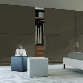 High Gloss Sliding Door Wardrobe by Jesse