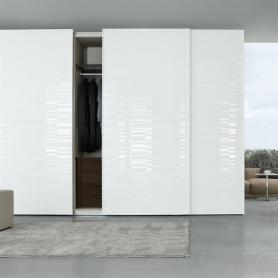Shimmer Sliding Door Wardrobe