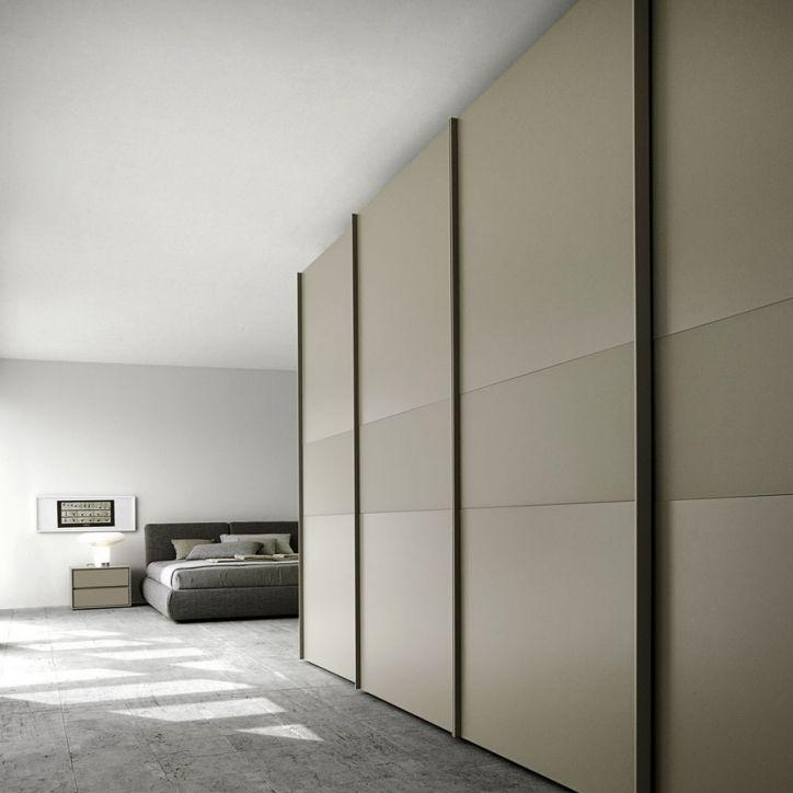 Tall Sliding Door Wardrobe Logo
