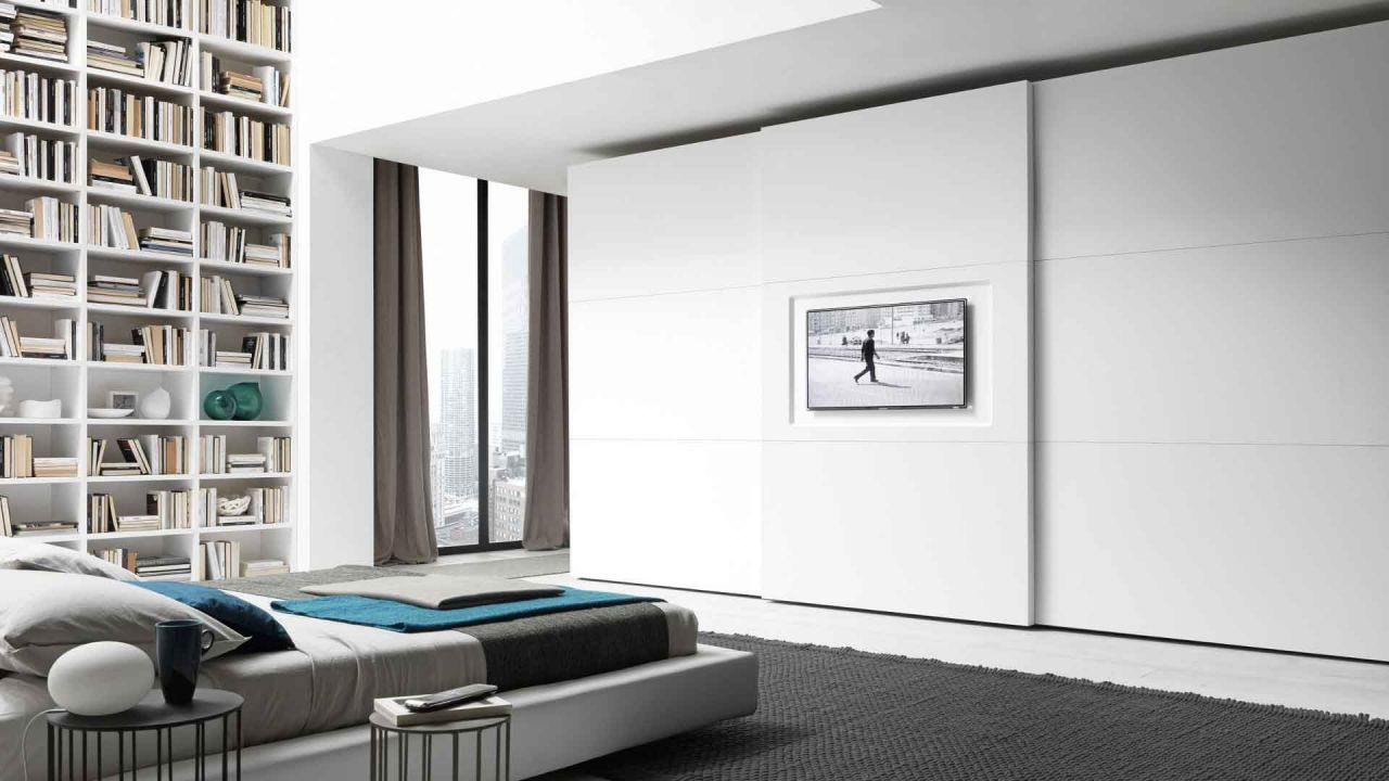 Tv wardrobes for Presotto camere da letto